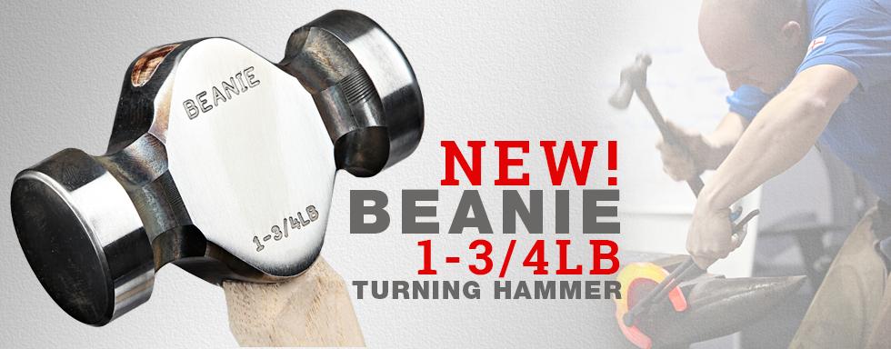 Beanie 1-3/4lb Turning Hammer