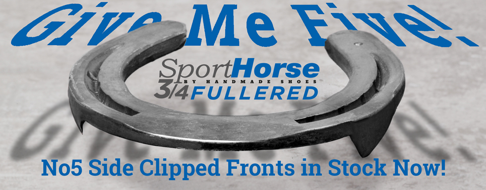 SportHorse No5 Side clipped fronts