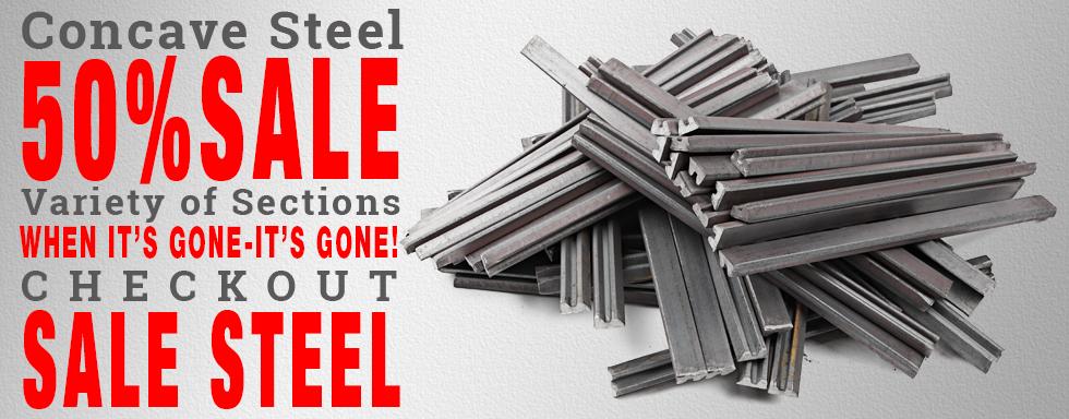 Sale Steel