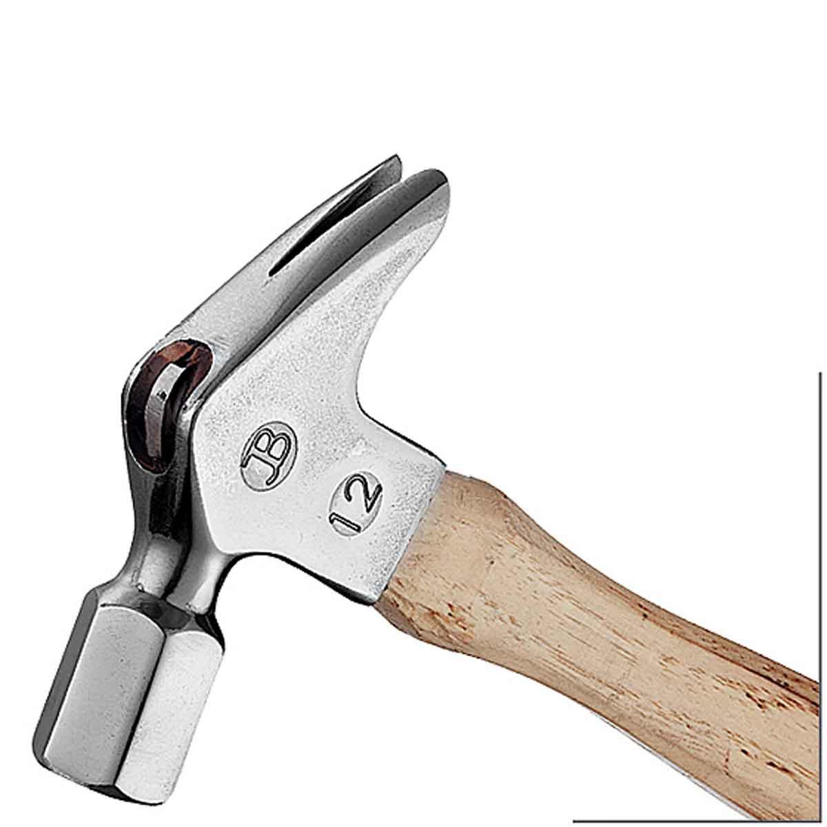 Jim Blurton Nailing Hammers
