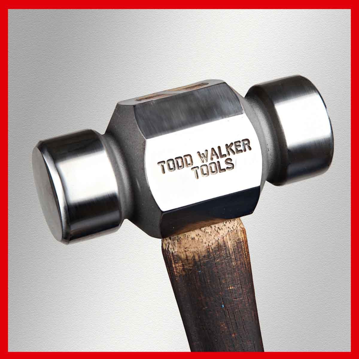 Todd Walker Turning Hammers