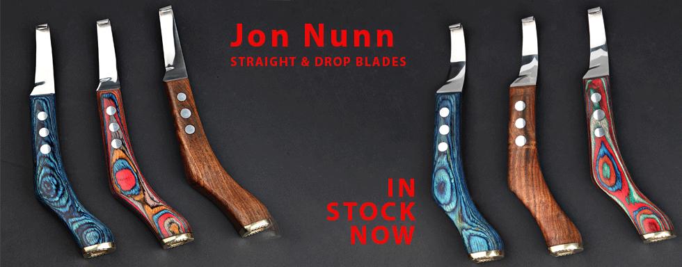 Jon Nunn Blades