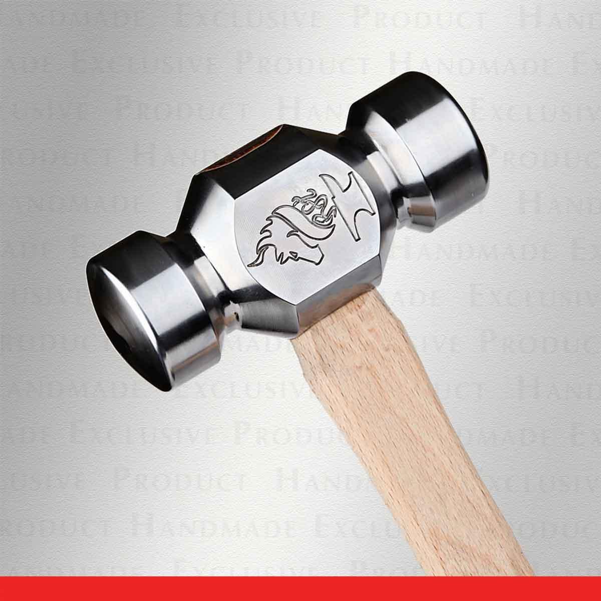 Andreas Ridolfo Turning Hammers