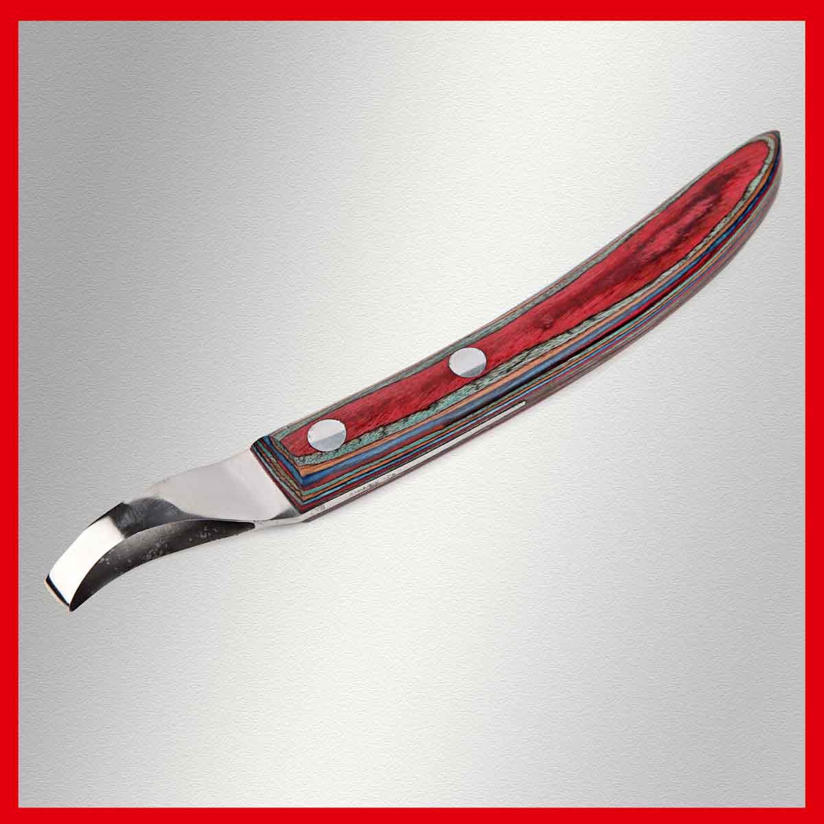 Jim Blurton Loop Knives