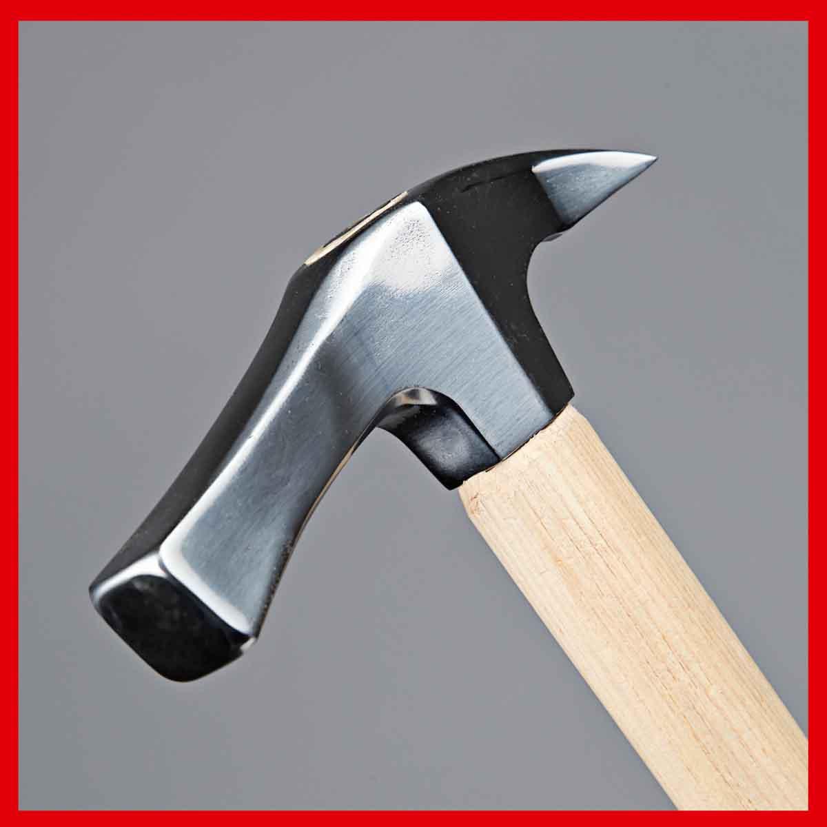 Jon Nunn Nailing Hammers
