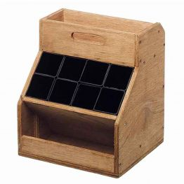 Wooden Shoeing Box