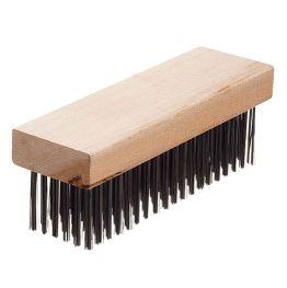 Soft Wire Brush (Foot & Aluminium)