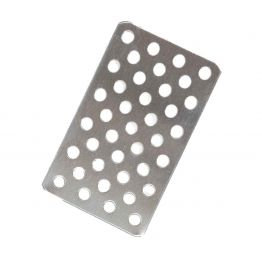 Aluminium Crack Plate (do not come with screws)