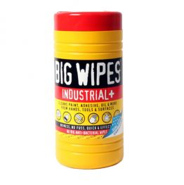 Big Industrial Hand Wipes
