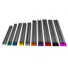 Concave Bar 1.75m Length