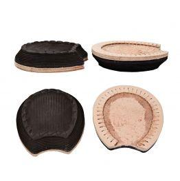 Equicast EVA Leather Clogs No000