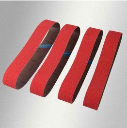 Ceramic Belts 40 Grit 4 Pack