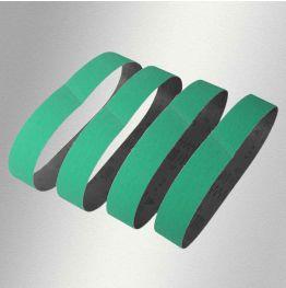 Ceramic Belts 80 Grit  4 Pack