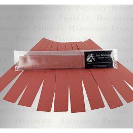 Sanding Strips 320 Grit Pack of 10
