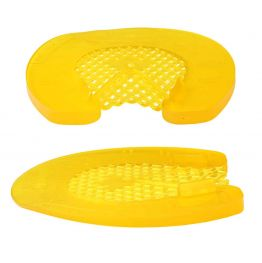 Wedged Pad Yellow Medium