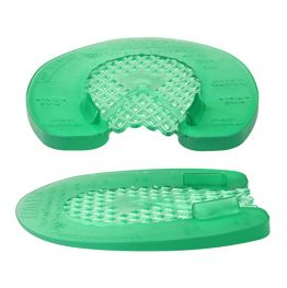 Wedge Pad Green Small