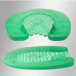 """Wedge Pad - Small, green (5""""W x 51/4""""L)"""