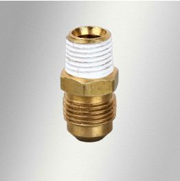 Hose Thread to Pipe Fitting