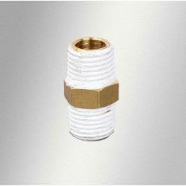 Pipe thread to pipe thread fitting
