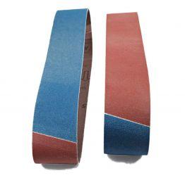 Dual Belts 120/240 Blue /Brown
