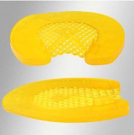 "Wedged Pad - Medium, yellow (5 5/8""W x6""L)"