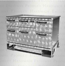 Vet Cabinet 6 Drawer